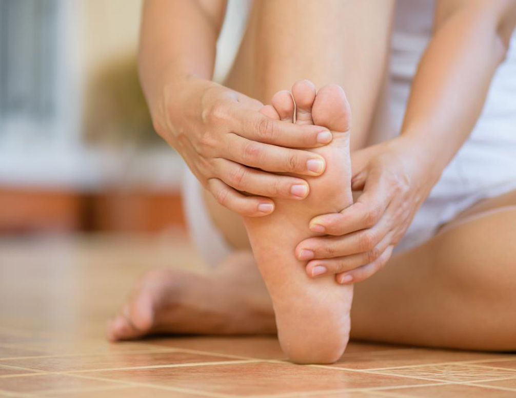Walk Strong & Pain Free with the Right Foot Treatment